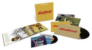 Bob Marleys Exodus 40 Deluxe Edition Packshot
