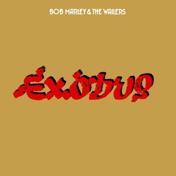 Bob Marley Exodus Album Cover