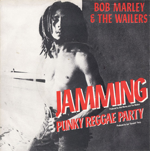 Bob Marley Jamming Single Sleeve