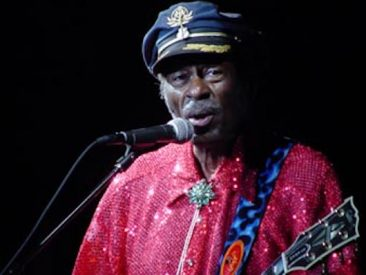 Chuck Berry Funeral Brings Messages From McCartney, Stones & More