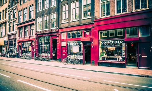 Concerto, Amsterdam