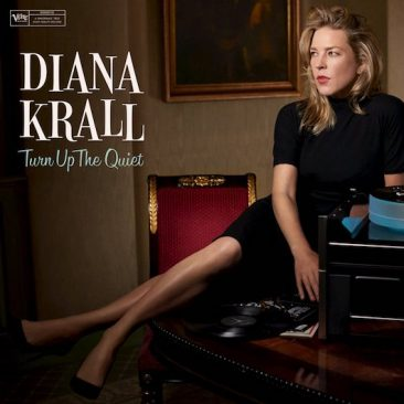 Diana Krall Bathes In 'Moonglow' From 'Turn Up The Quiet' Album