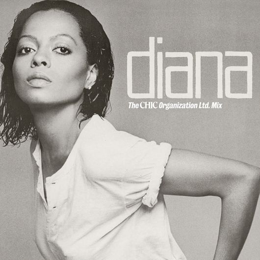 Diana Ross's Landmark 'diana' Chic Mix Lands On Vinyl