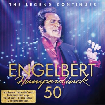 Legend Of Engelbert Humperdinck Continues With New Collection
