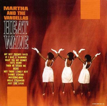 reDiscover Martha & The Vandellas' 'Heat Wave' Album