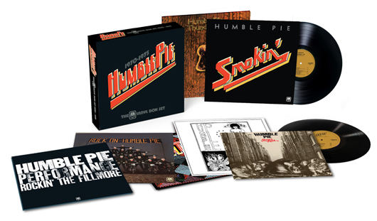 Humble Pie A&M Years Vinyl Box Set