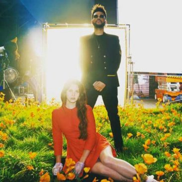 Lana Del Rey Debuts Duet Track With The Weeknd 'Lust For Life'