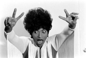 Rip It Up: Little Richard's Childhood Home Moves To New Address