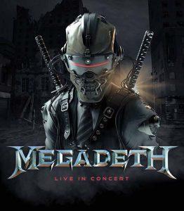 Megadeth Summer Tour