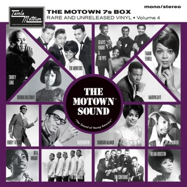 Sweet Thing: 'The Motown 7s Box: Volume 4' Announced