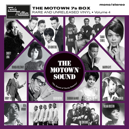 Motown 7s Box Volume 4