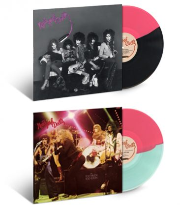 New York Dolls' Classic 70s Albums Return On Limited-Edition Coloured Vinyl