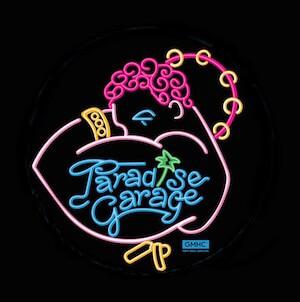 Paradise Garage Logo - 300