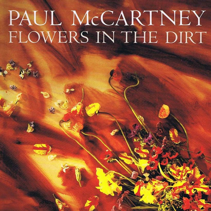 Paul McCartney Flowers In The Dirt album cover web optimised 820