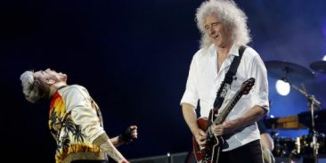 Queen + Adam Lambert Announce UK & Irish Dates For Late 2017