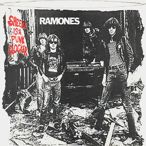 Ramones Sheena Is A Punk Rocker