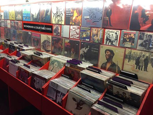 Red Eye Records, Sydney, Australia
