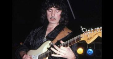 New Music From Ritchie Blackmore's Rainbow In The Can