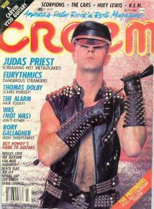 Rob Halford Creem