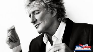 How Rod Stewart Went From King Of The Mods To Great American Songbook Crooner