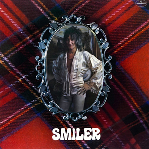 Rod Stewart Smiler Album Cover