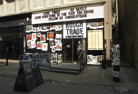 Rough Trade East, London