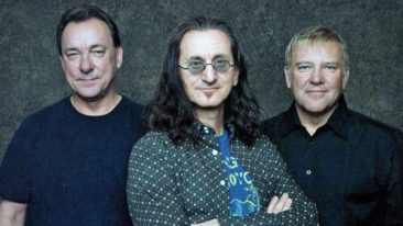 "Rush ""Unlikely"" To Tour Again Says Guitarist Alex Lifeson"