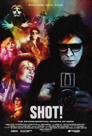 SHOT! Mick Rock Documentary