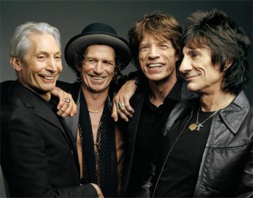 Rolling Stones Win Album Of The Year At UK's Jazz FM Awards