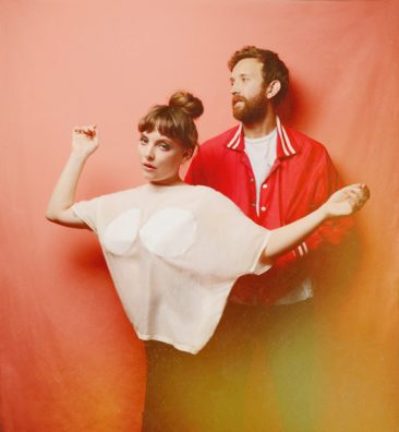 "Sylvan Esso Reveal Their Influences And Why D'Angelo Is A ""National Treasure"""