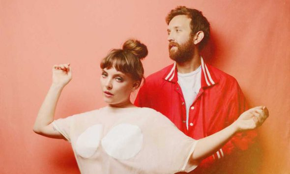 Sylvan Esso Press Shot