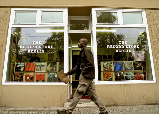 The Record Store Berlin