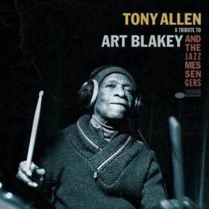 Tony Allen album