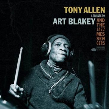 One Drumming Giant Salutes Another, On Tony Allen's Art Blakey EP