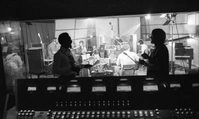 Wilson Pickett At Muscle Shoals Sound Studio