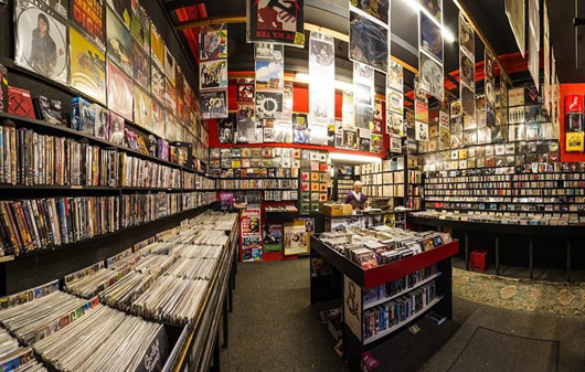 Vinyl Villains, Edinburgh
