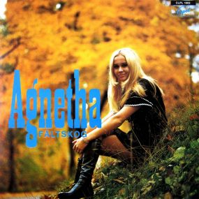 Agnetha Faltskog Debut Album Cover