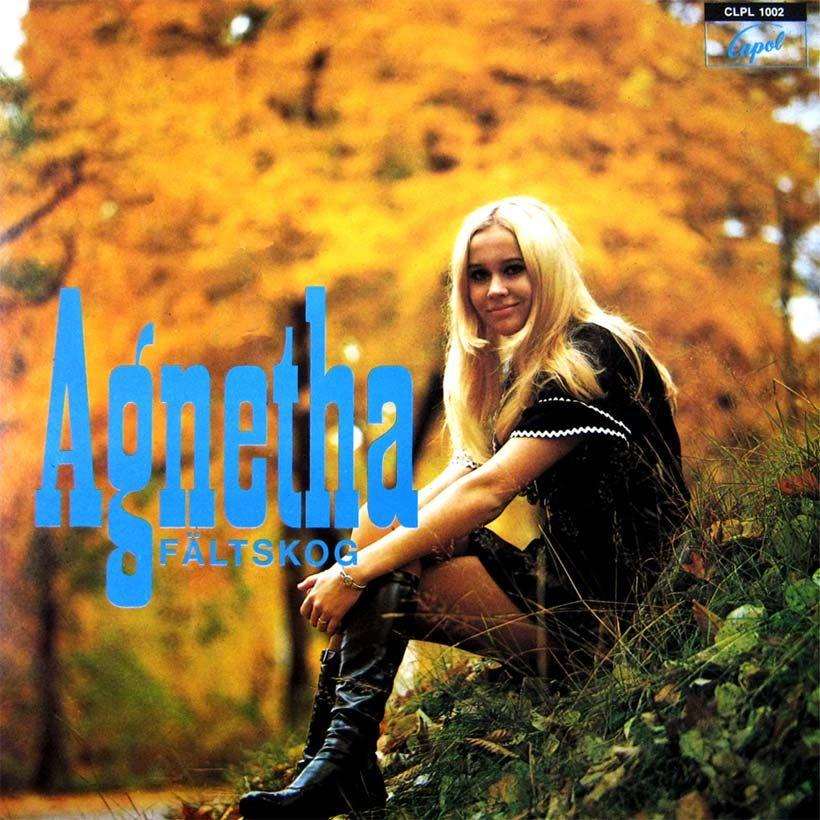 Agnetha Faltskog Debut Album Cover
