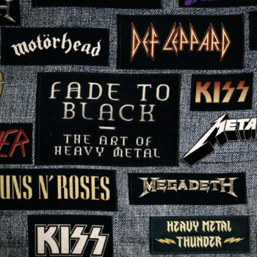 Fade To Black: The Art Of Heavy Metal