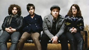 Fall Out Boy Share New Song 'Young And Menace', Announce US Tour Dates