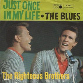 Righteous Bros Just Once In My Life
