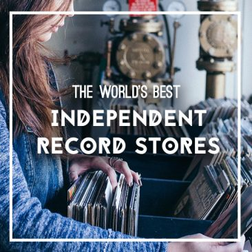 The World's Best Independent Record Stores