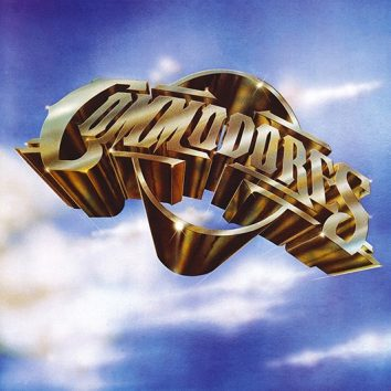 Commodores LP art