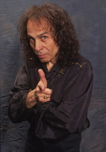 Third Annual 'Ride For Ronnie' Motorcycle Rally And Concert For Ronnie James Dio Announced