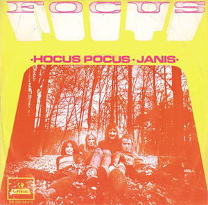 Focus Hocus Pocus Single Sleeve