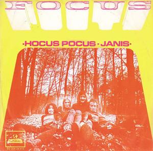 Focus Hocus Pocus Single Sleeve