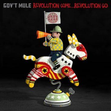 Gov't Mule Start 'Revolution' With New Album