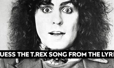 Guess The T-Rex Song From The Lyric
