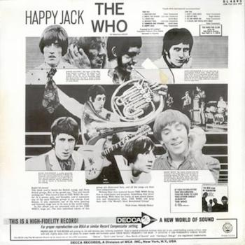 Whi Happy Jack back cover