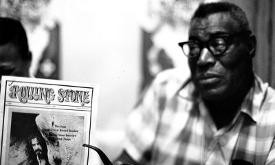 Howlin Wolf photo by Sandy Guy Schoenfeld and Michael Ochs Archives and Getty Images